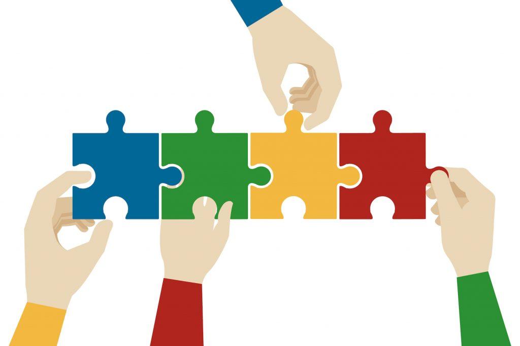 Strukturierte Daten Puzzle